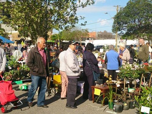 Oakleigh Rotary Sunday Market