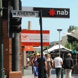 NAB ATM Eaton Mall, Atherton rd
