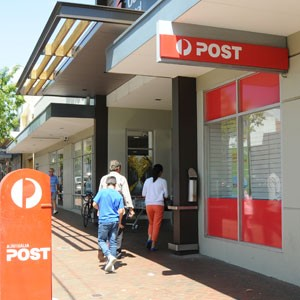 Australia Post Oakleigh
