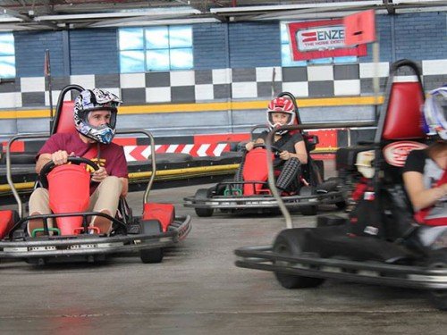 Sidetracked Entertainment Centre in Oakleigh offers go karting