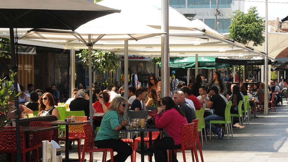 Oakleigh street dining