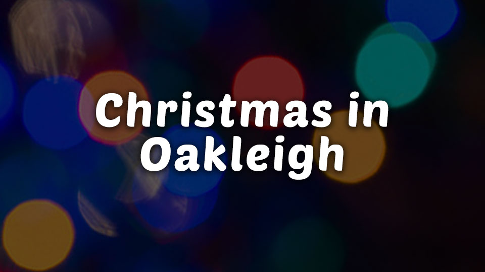 Christmas Events In Oakleigh