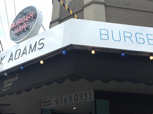 Mick Adams Burger Bar in Oakleigh