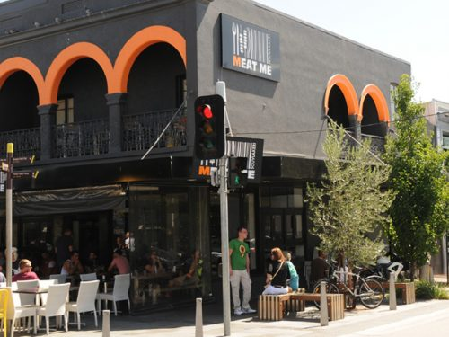 Discover Meat Me Souvlakeri in Oakleigh