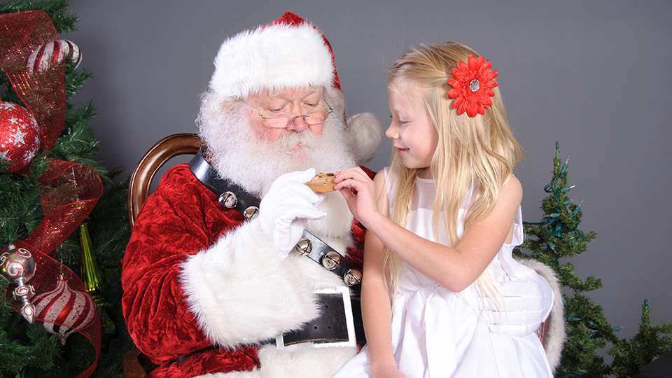 Visit Santa at Oakleigh Central shopping centre this Christmas.