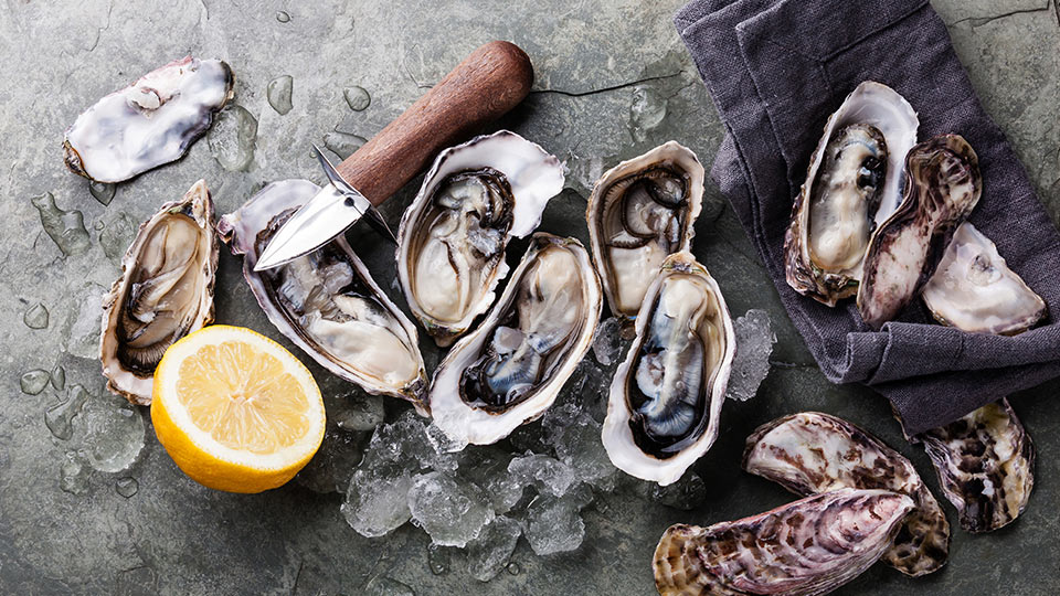Try the oysters or a seafood platter at Richmond Oysters in Oakleigh.
