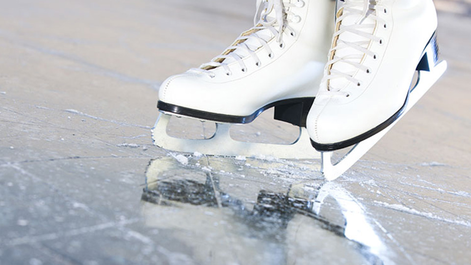 Cool off at Oakleigh Ice Skating Centre