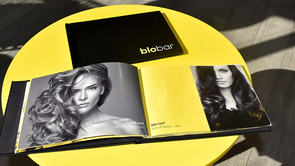 Blo Bar in Oakleigh is renowned for their signature blow waves