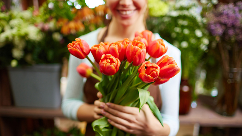 Guide to florists and flower shops in Oakleigh