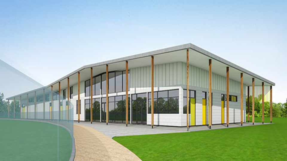 Oakleigh's Scammell Reserve to get pavilion upgrade